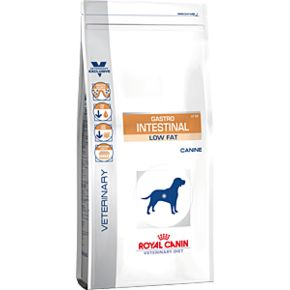 Диета для собак ROYAL CANIN Gastro Intestinal Low Fat Canin