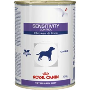 Влажная диета ROYAL CANIN Sensitivity Control CHICKEN & Rice