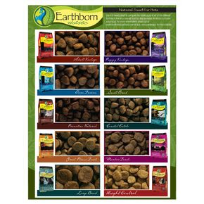Earthborn Holistic COASTAL CATCH grain-free, ВЫСОКОБЕЛКОВЫЙ