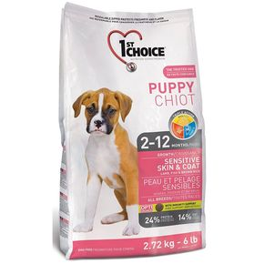 1ST CHOICE Puppy Chiot Sensitive Skin & Coat All Breed
