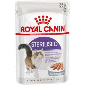 ROYAL CANIN Sterilized LOAF (ПАШТЕТ)