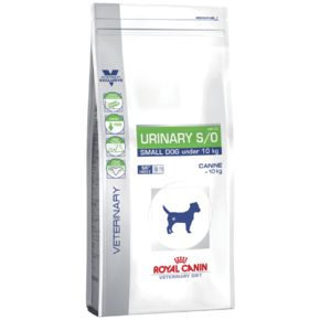 Диета для собак ROYAL CANIN Urinary S/O Small Dog