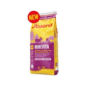 JOSERA Minivita (Adult Mini/Sensitive 25/14) Беззерновой