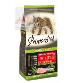 Primordial Holistic Grain Free Urinary Turkey & Herring