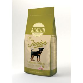 ARATON dog Junior All breeds