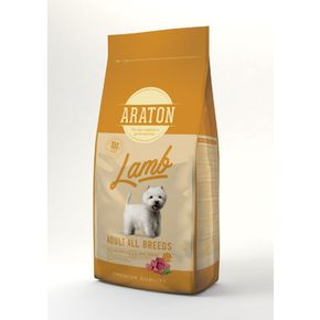 ARATON dog with Adult Lamb&rice