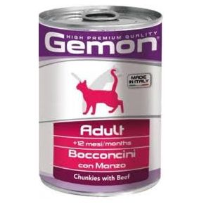 Gemon Cat Adult Beef