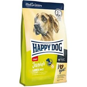 Happy Dog Supreme Junior Giant Lamb & Rice