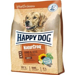 Happy Dog Premium NaturCroq Rind&Reis