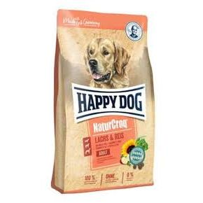 Happy Dog Premium NaturCroq Lachs & Reis - лосось с рисом