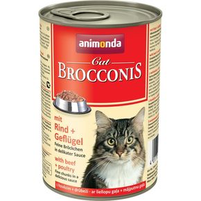 Animonda - 83376 Консервы Brocconis Cat (говядина и птица)