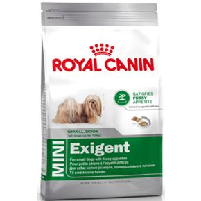 Сухой корм ROYAL CANIN Mini Exigent