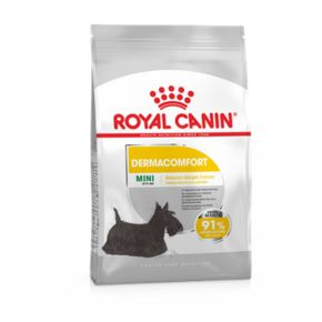 Сухой корм ROYAL CANIN Mini Dermacomfort