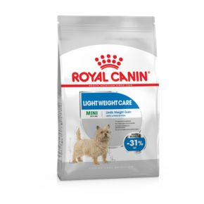 Сухой корм ROYAL CANIN Mini Light Weight Care