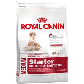 Сухой корм ROYAL CANIN Medium Starter Mother & Babydog
