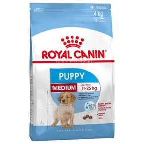 Сухой корм ROYAL CANIN Medium Puppy (Junior)