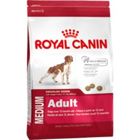Сухой корм ROYAL CANIN Medium Adult