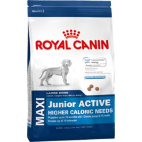 Сухой корм ROYAL CANIN Maxi Puppy (Junior) Active