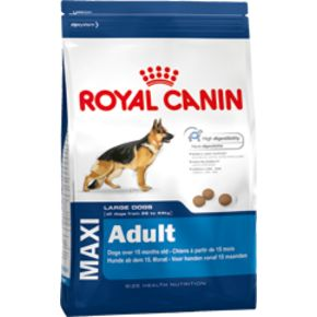 Сухой корм ROYAL CANIN Maxi Adult