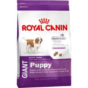 Сухой корм ROYAL CANIN Giant Puppy