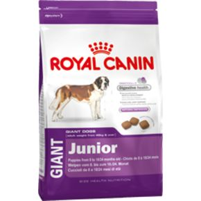 Сухой корм ROYAL CANIN Giant Junior