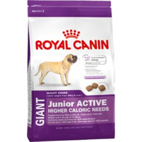 Сухой корм ROYAL CANIN Giant Junior Active