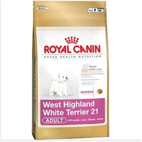 Сухой корм ROYAL CANIN West Highland White Terrier / для вест-хайланд-уайт терьеров