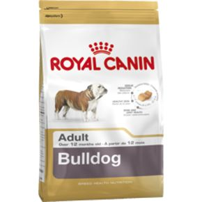 Сухой корм ROYAL CANIN Bulldog Adult / для бульдогов