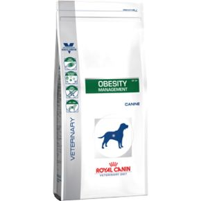 Диета для собак ROYAL CANIN Obesity DP34 Canine