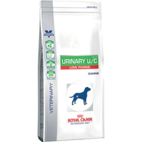 Диета для собак ROYAL CANIN Urinary U/C UUC18 Low Purine Canin