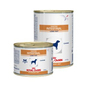Влажная диета ROYAL CANIN Gastro Intestinal Low Fat