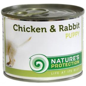 Natures Protection NP Puppy Chicken&Rabbit