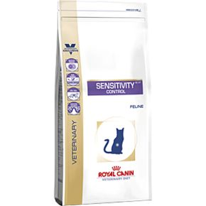 ROYAL CANIN Sensitivity Control Feline (утка)Диета для кошек при пищевой аллергии